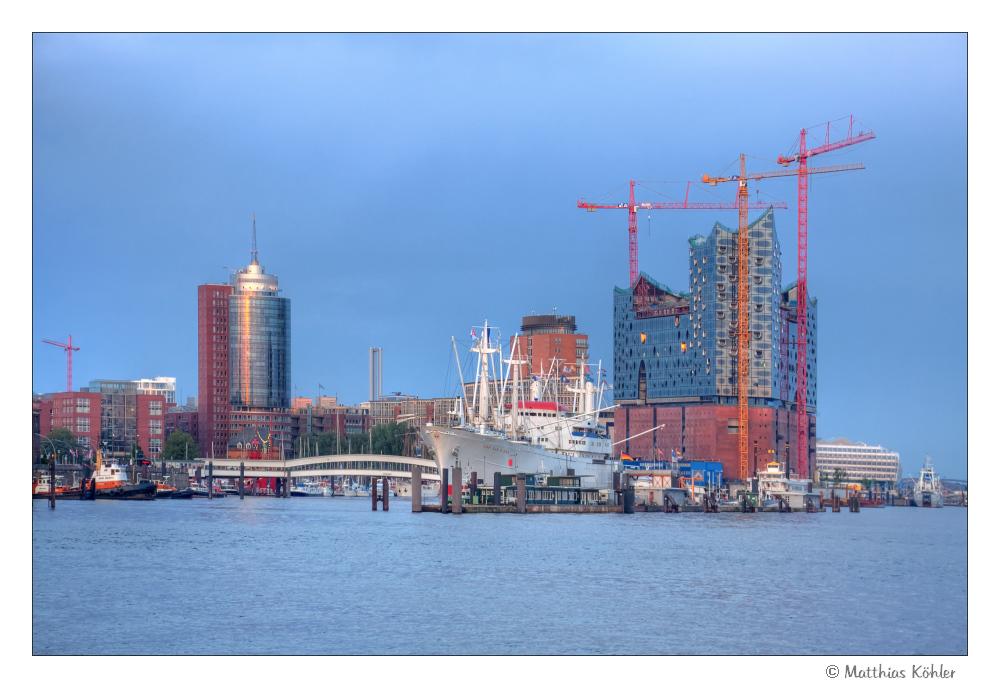 Ein (trauriges) Stück Hamburg....