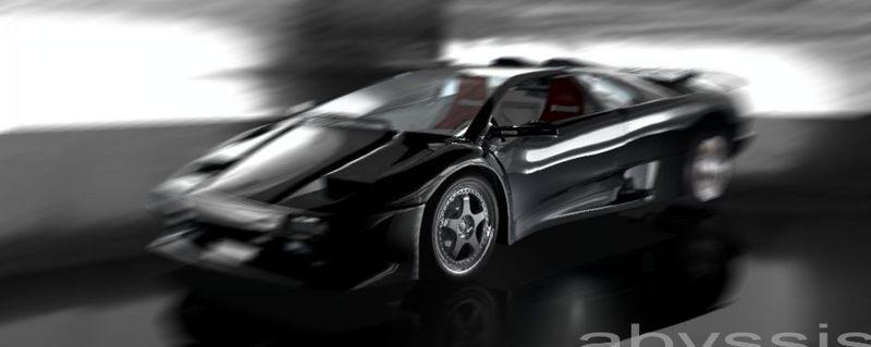 Ein Tribut für schönstes Vehikel - Lamborghini SV