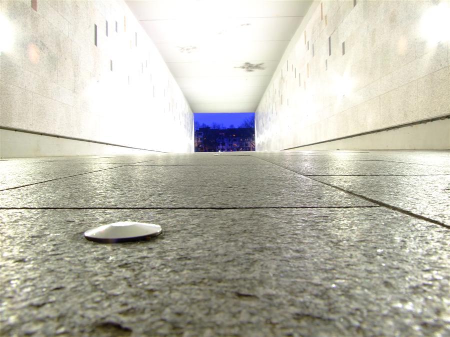 Ein Tunnel :)
