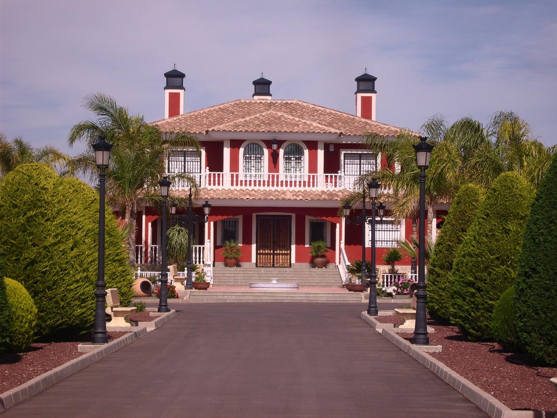 Ein typisches Haus ins Südspanien