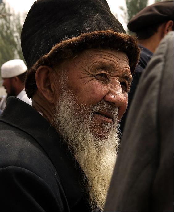Ein uigurischer Terrorist ???