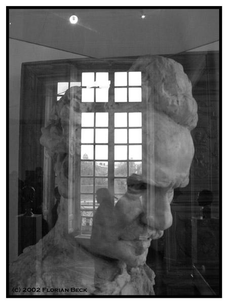 Ein ungewöhnlicher Blickwinkel: Musée Rodin, Paris