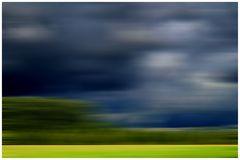 Ein Unwetter naht