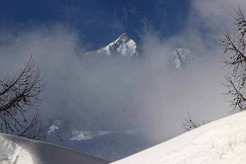 Ein verflucht hoher Berg