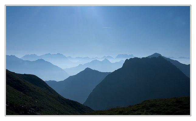 Ein vorarlberger Bergpanorama!!!