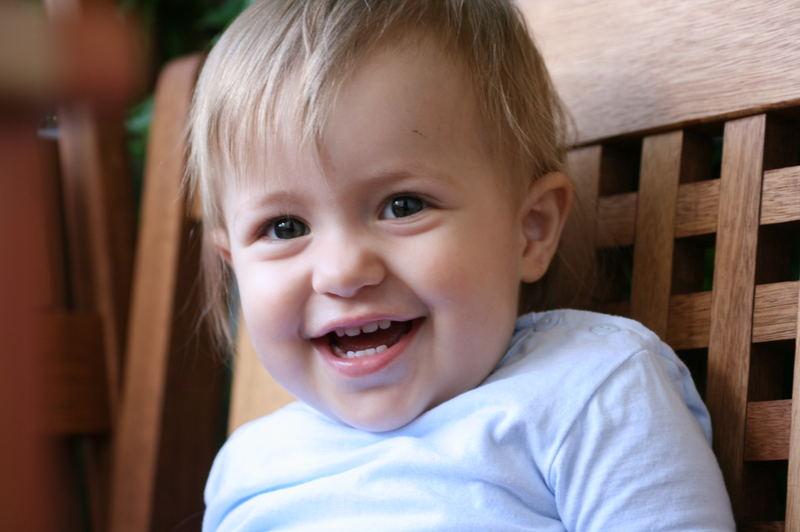 Ein wärmendes Lächeln