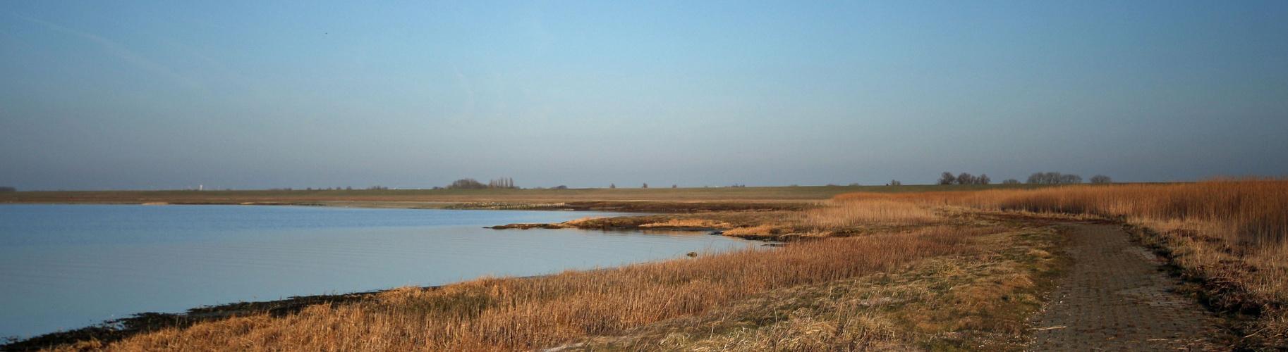 Ein wahrer Frühlingstag in Ostfriesland