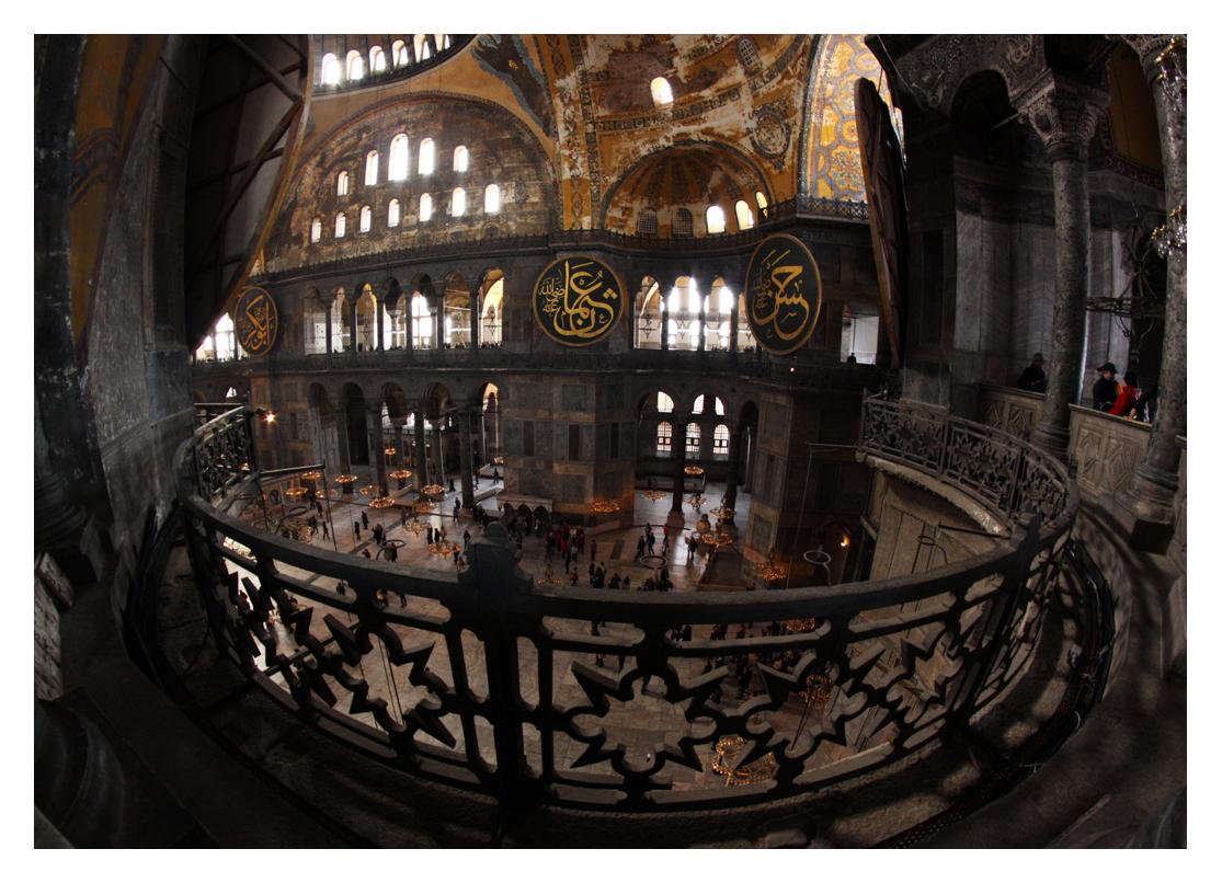 ein Wahrzeichen Istanbuls