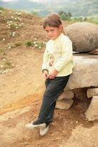 Ein Waisenkind