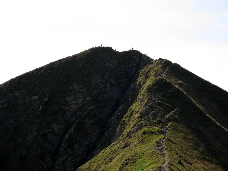 Ein weiter Weg zum Gipfel