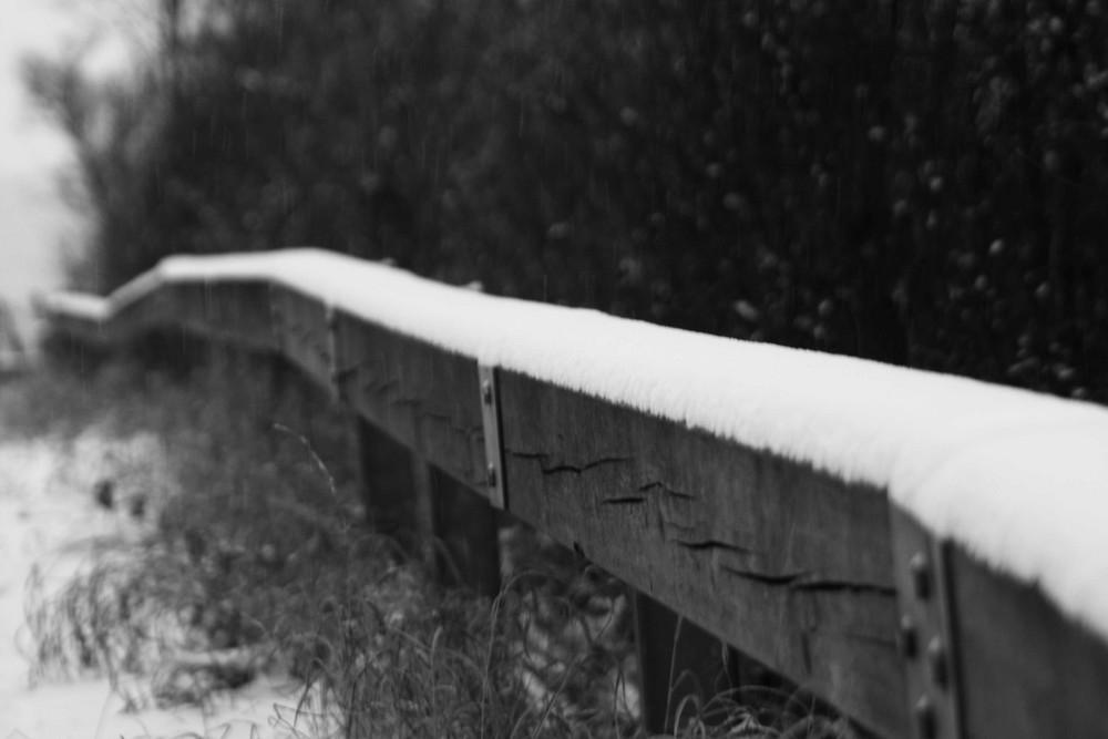 ein weiterer Schneemotiv