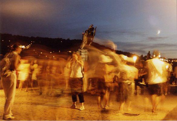 Ein weiteres Bild aus Prag...
