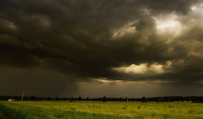 Ein Wetter....