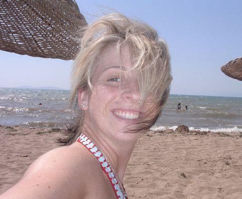 Ein Wind am Strand...