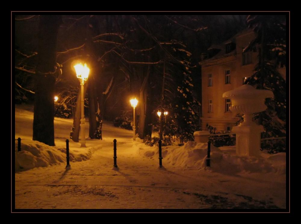 Ein Winterabend in Marienbad _2