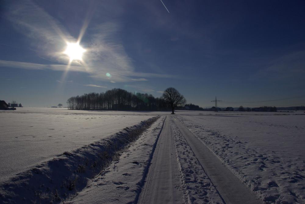 Ein Winteridyl