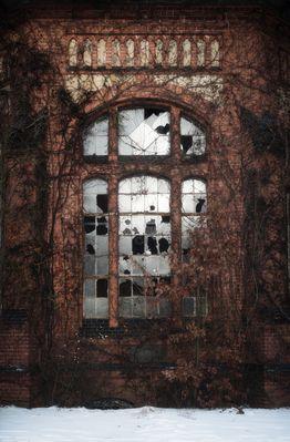 Ein Wintermärchen in Beelitz Heilstätten