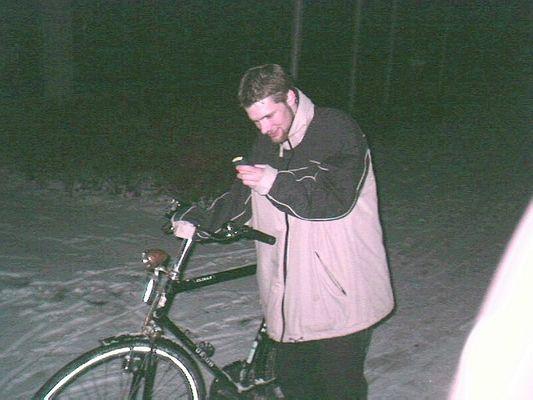 Ein Winternachtstraum