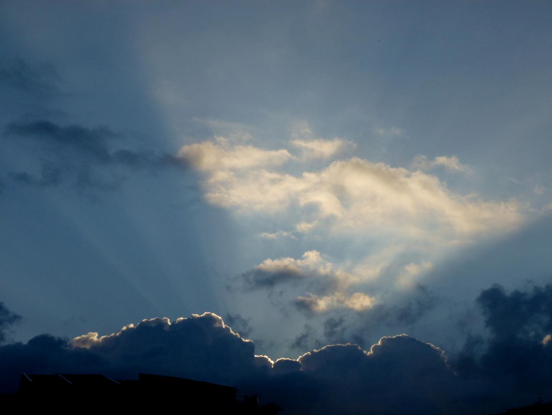 Ein Wolkenspiel