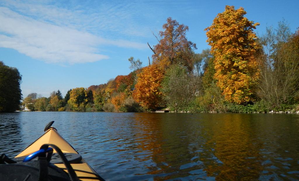 Ein wunderbarer Herbsttag