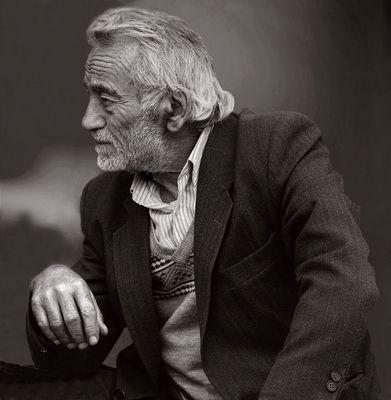 Ein wunderschöner, alter Mann/Kreta