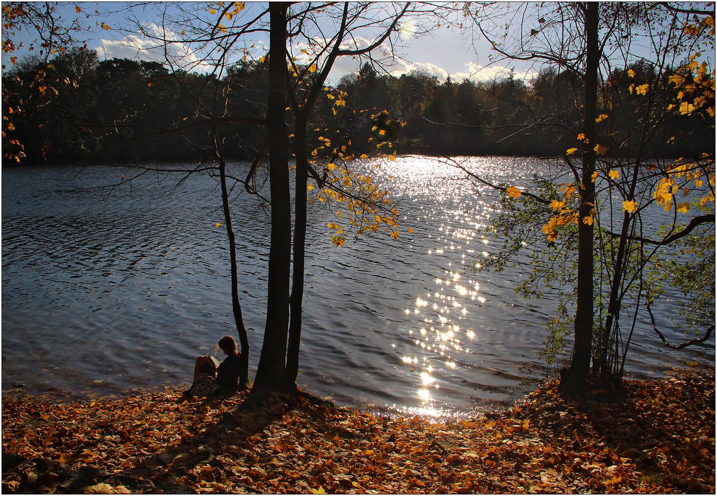 Ein wunderschöner Herbsttag ...
