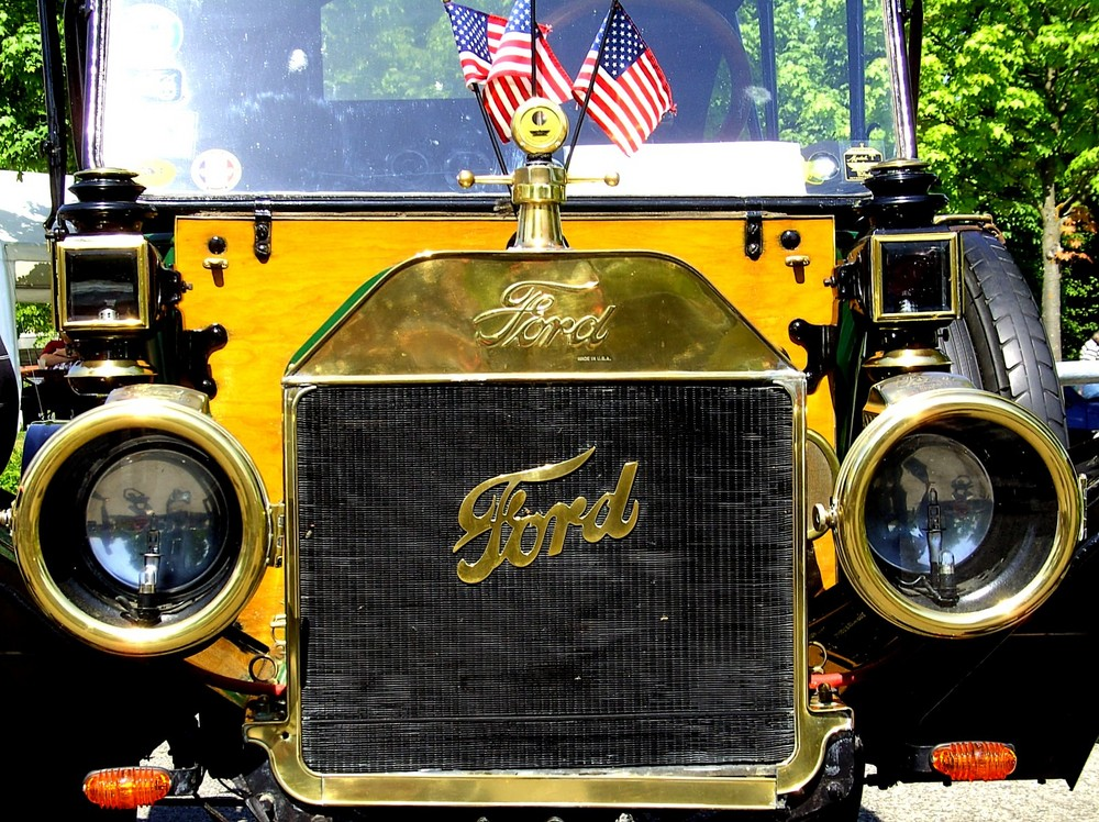 Ein wunderschönes Ford T-Modell