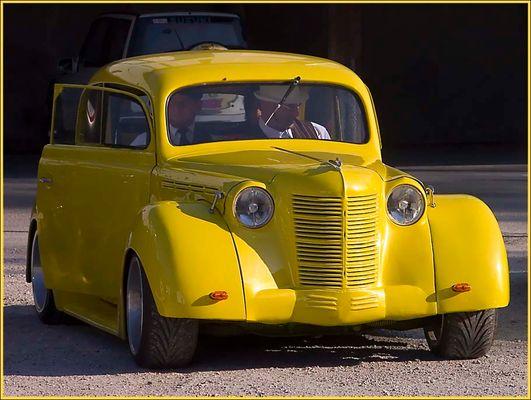 Ein wunderschönes Gelb