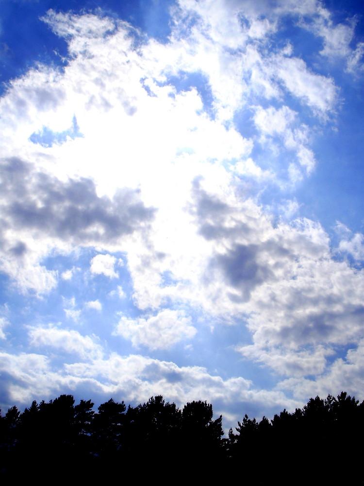 ein wundervoller Rügenhimmel