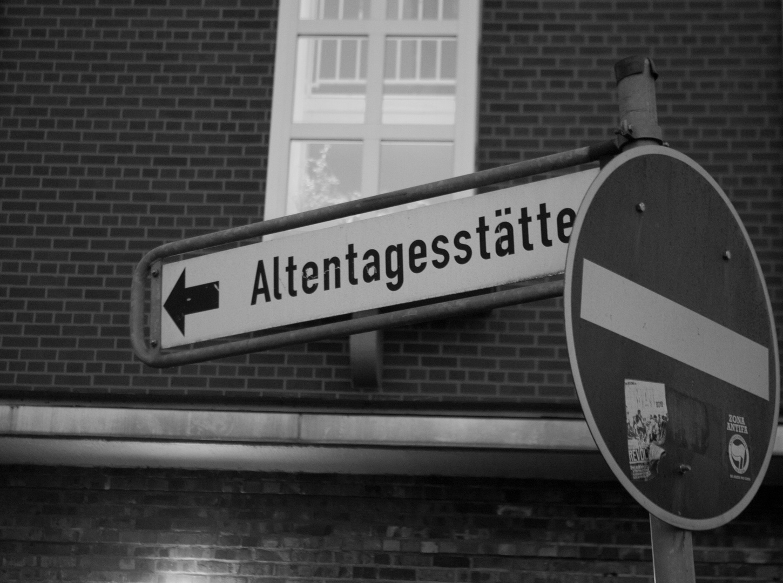 Einbahnstraße