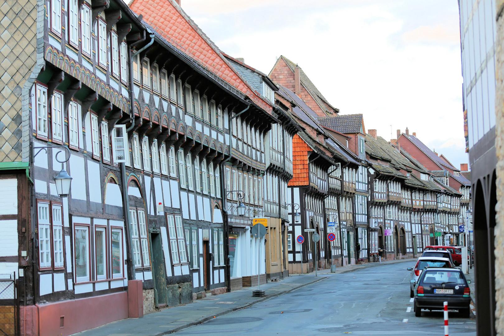Einbeck, Tiedexer Straße