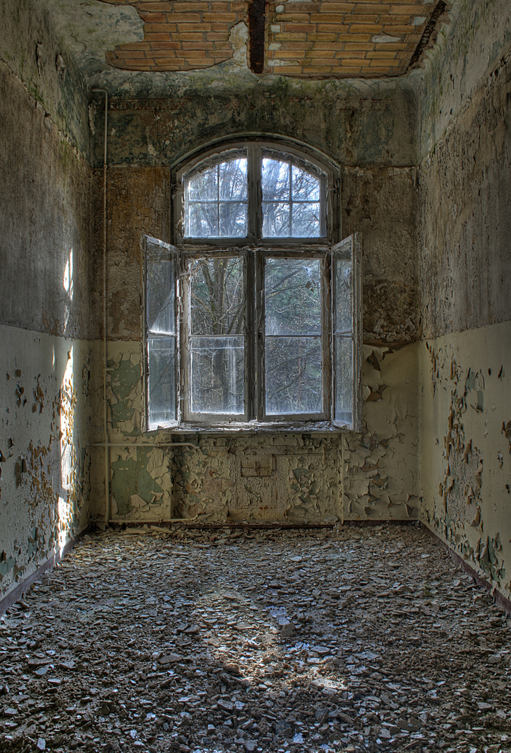 Einbettzimmer...
