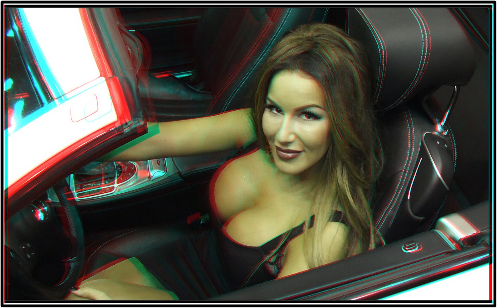 Einblick in das Porsche Cockpit (Motorshow Essen 2013)