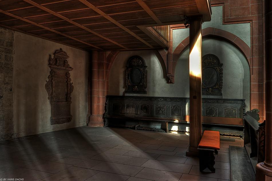 Einblick in den Wetzlarer Dom 5