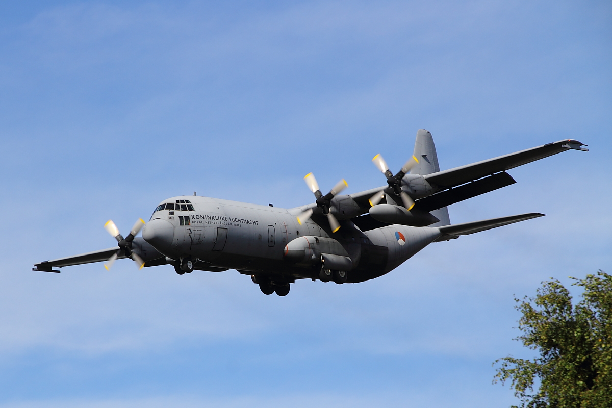 Eindhoven Lockheed C-130H-30 Hercules