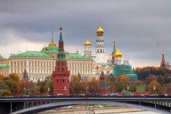 eindrucke aus Moskau