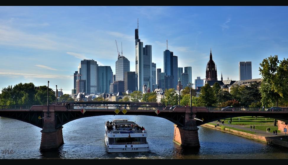 Eindrücke aus Frankfurt