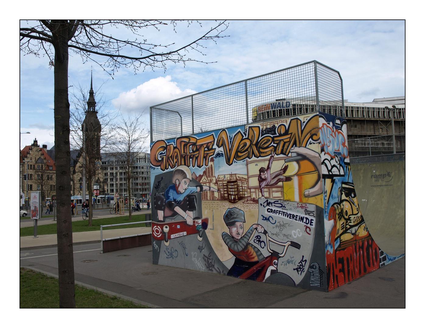 Eindrücke aus Leipzig