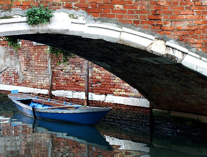Eindrücke aus Venedig, abseits der üblichen Touristenpfade fotografiert: