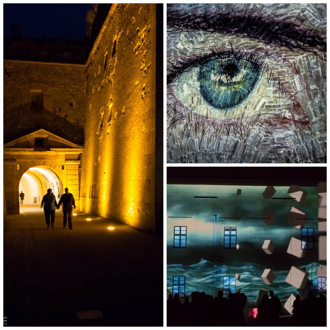 Eindrücke vom Festungsleuchten 2014#1