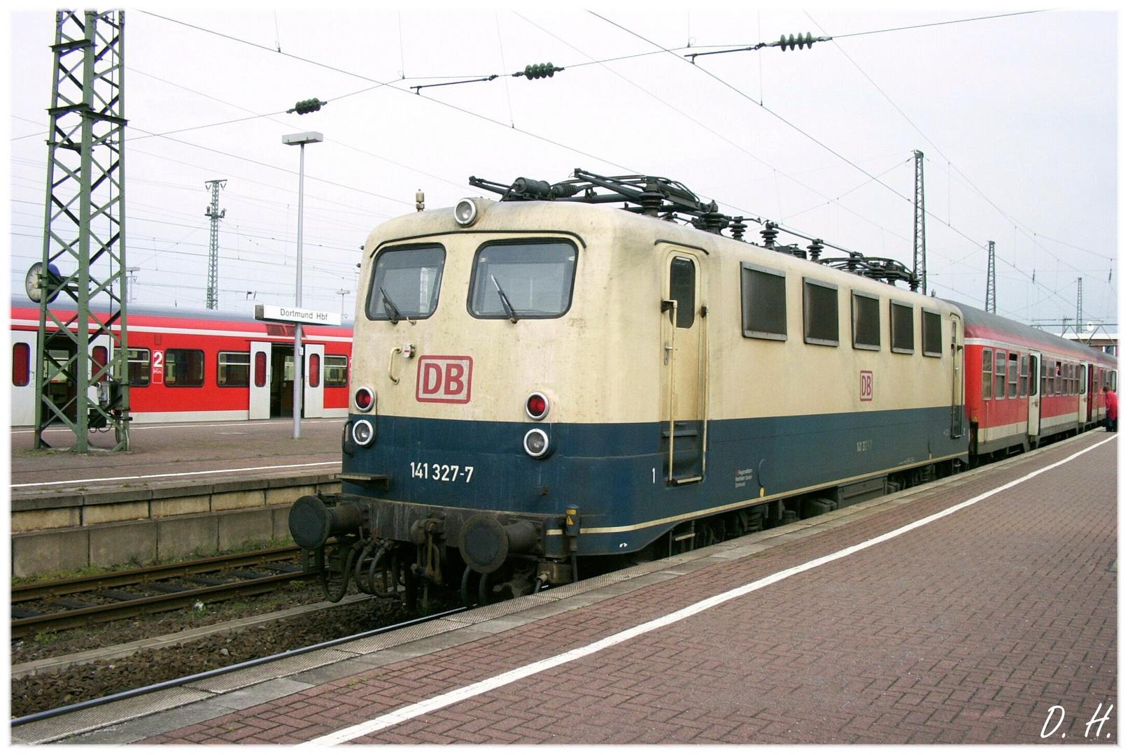 Eine 141 in Dortmund