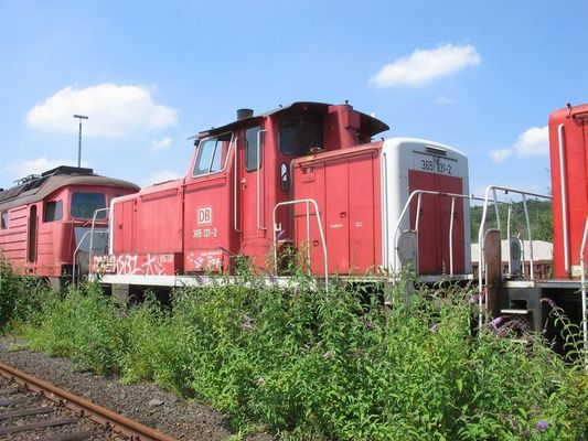 eine 365 in Oberhausen Osterfeld