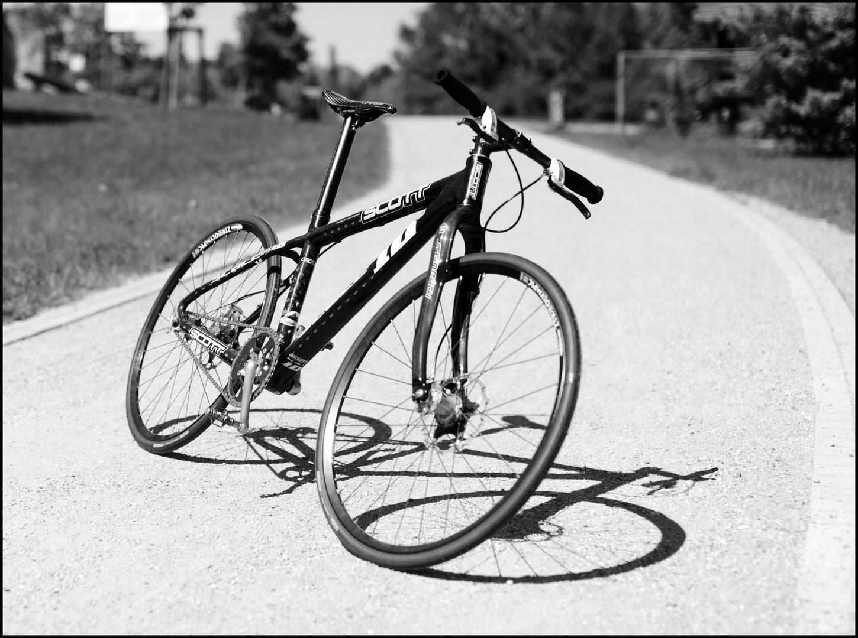 eine alte Radfahrerweisheit besagt: