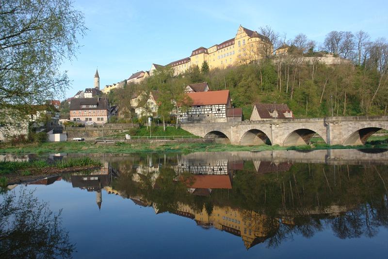 Eine alte Stadt