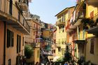 Eine Ansammlung von Klötzen und Farben?! ITALIEN!