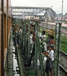 Eine Bahnfahrt in Burma, 1985