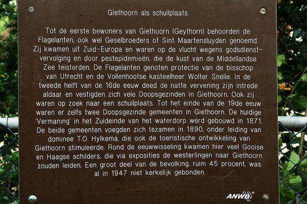 Eine Beschreibung von Giethoorn (Giethoorn 11)