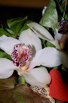 Eine Blume zum Valentinstag