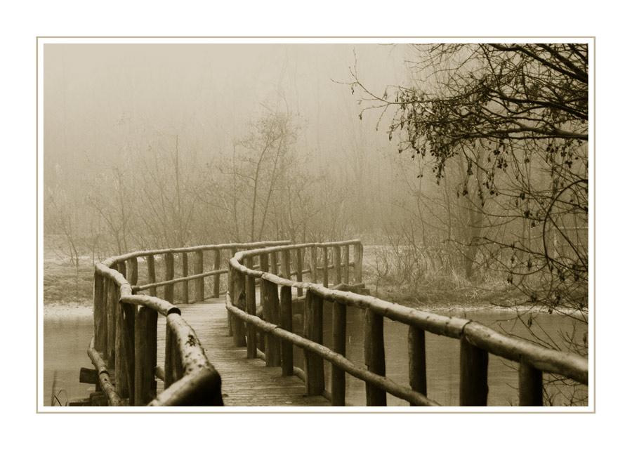 Eine Brücke... VI