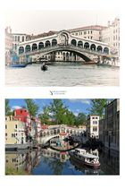 Eine Brücke zwei Orte